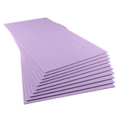 6mm thick Premium XPS Insulation Sheet - select your exact quantity